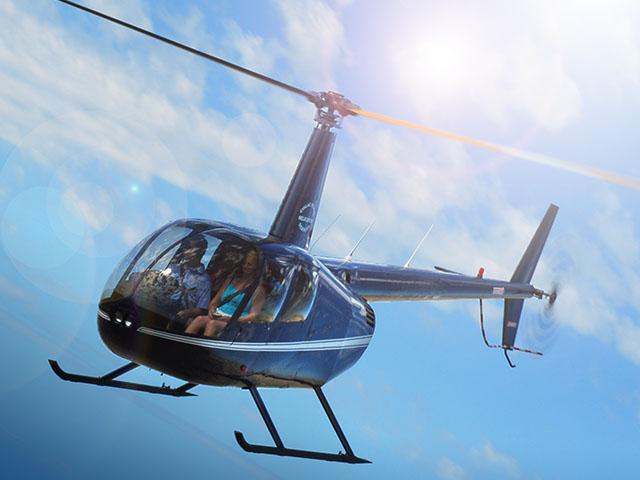 Tidsmæssigt Helikopter GZ-36